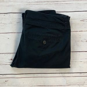 American Eagle Outfitters Black Dress Pants Size 6